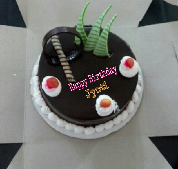 Happy Birthday Jyoti