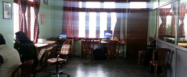 Offering a co-working space in Dharamshala
