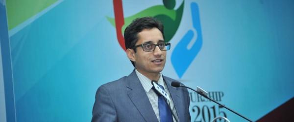 Founder speaks at CII entrepreneurship summit in Chandigarh